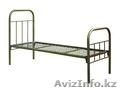 Кровати металлические двухъярусные, одноярусные, кровати для рабочих, дёшево. - Изображение #3, Объявление #1417616