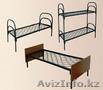 Кровати металлические двухъярусные для казарм, кровати трёхъярусные дёшево. - Изображение #3, Объявление #1422054