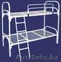 Кровати металлические двухъярусные для казарм, кровати трёхъярусные дёшево. - Изображение #4, Объявление #1422054