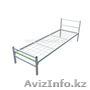 Кровати металлические двухъярусные, одноярусные, кровати для рабочих, дёшево. - Изображение #4, Объявление #1417616